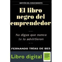 El Negro Del Emprendedor Fernando Trias De Bes