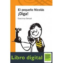 El Pequeno Nicolas Diga Rene Goscinny