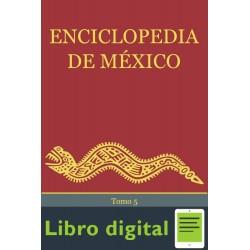 Enciclopedia De Mexico Tomo 5 Jose Rogelio Alvarez