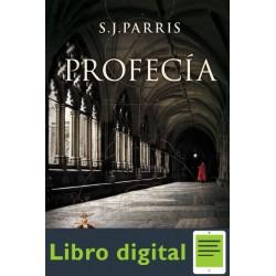Profecia S J Parris