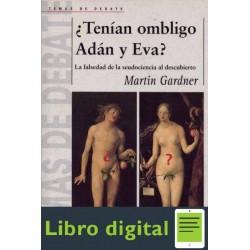 Tenian Ombligo Adan Y Eva Martin Gardner