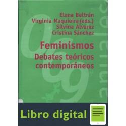 Feminismos Debates Teoricos Contemporaneos