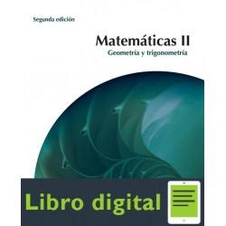 Matematicas Ii Geometria Trigonometria 2ed Rene Jimenez