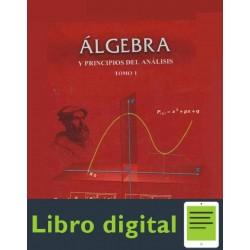 Algebra Y Principios Del Analisis Tomo I