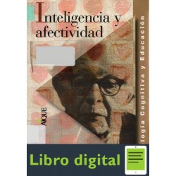 Piaget Jean Inteligencia Y Afectividad