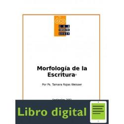 Morfologia De La Escritura