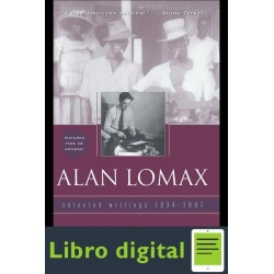 Alan Lomax Selected Writings 1934 1997