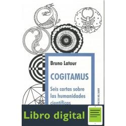 Latour Bruno Cogitamus Seis Cartas Humanidades Cientificas