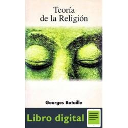 Bataille Teoria De La Religion