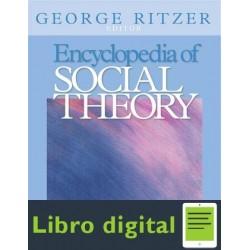 Ritzer Ged Encyclopedia Of Social Theory Vol 1