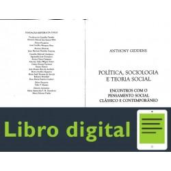 Politica Sociologia Y Teoria Social