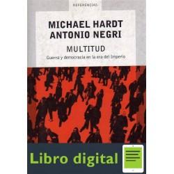 Negri Antonio Multitud