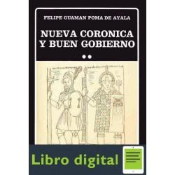 Felipe Guaman Poma De Ayala Nueva Coronica Y Buen Gobierno