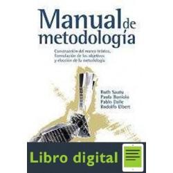 Manual De Metodologia De Las Ciencias Sociales