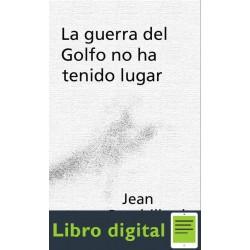 Baudrillard Jean La Guerra D