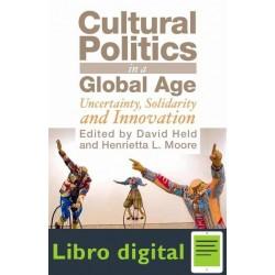 David Held Cultural Politics In A Global Age
