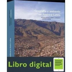 Geografia Y Ambiente En Amerida Latina Bocco Et Al
