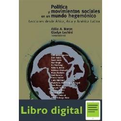 Politica Y Movimientos Sociales
