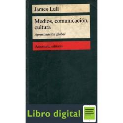 Lull James Medios Comunicacion Cultura
