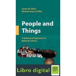 People And Things A Behavioral Approach To Material Culture
