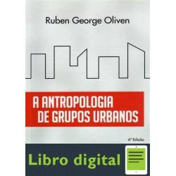 Antropologia De Grupos Urbanos