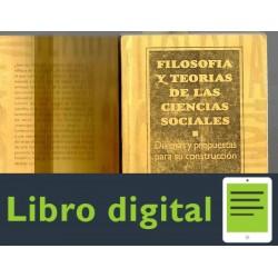 Briones Filosofia Y Teorias De Las Ciencias Sociales
