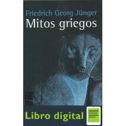 Friedrich Georg Junger Mitos Griegos
