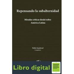 Repensando La Subalternidad Criticas Sobre America Latina