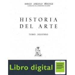 Angulo Iniguez Diego Historia Del Arte Ii
