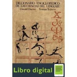 Diccionario Enciclopedico De Las Ciencias Del Lenguaje Libr