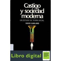 David Garlan Castigo Y Sociedad Moderna