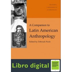 Deborah Poole Antropologia