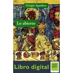 Agamben Giorgio Lo Abierto