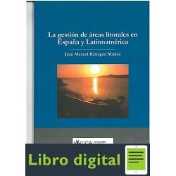 La Gestion De Las Areas Litorales En Espana Y Latinoamerica