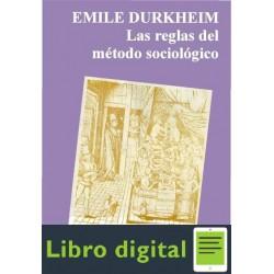 Durkheim Las Reglas Del Metodo Sociologico