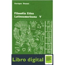 Filosofia Etica Latinoamericana V