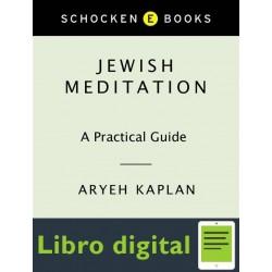 Jewish Meditation Aryeh Kaplan