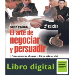El Arte De Negociar Y Persuadir Allan Pease