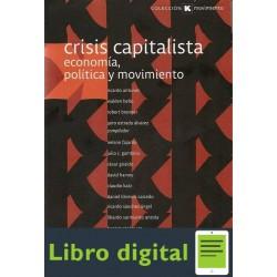 Crisis Capitalista Economia Politica Y Movimiento