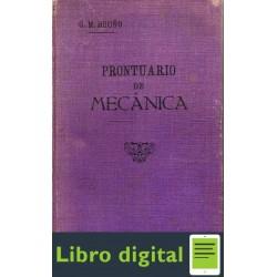 Prontuario De Mecanica Editorial Bruno