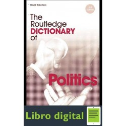 Cien Pol Routledge Dictionary Of Politics