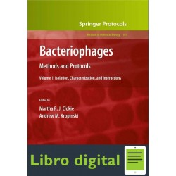 Bacteriophages 1 Clokie Kropinski