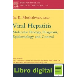 Viral Hepatitis Molecular Biology Diagnosis Epidemiology