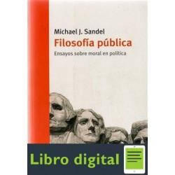 Michael Sandel Filosofia Publica