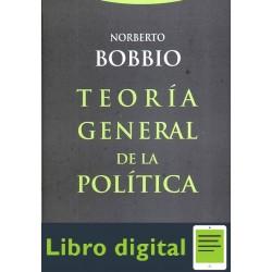 Teoria General De La Politica Bobbio