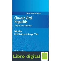Chronic Viral Hepatitis Diagnosis And Therapeutics