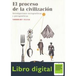 Norbert Elias El Proceso De La Civilizacion