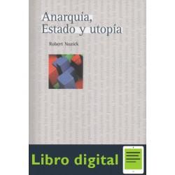 Robert Nozick Anarquia Estado Y Utopia