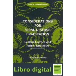 Considerations For Viral Disease Eradication