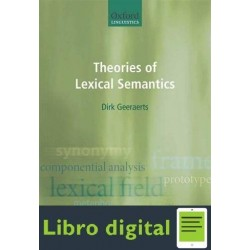 Geeraerts Theories Of Lexical Semantics